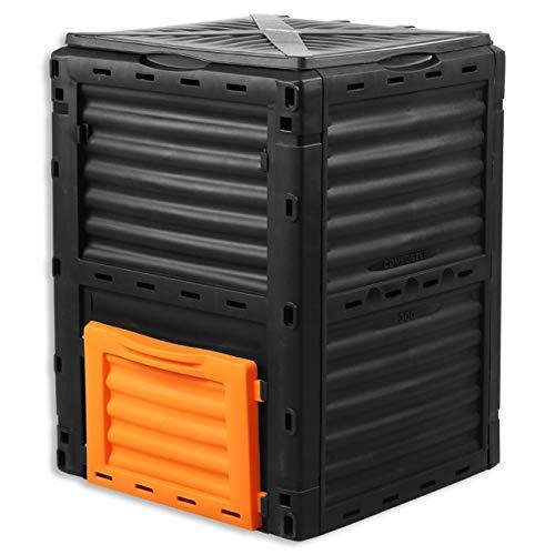 Fuxtec 300L Komposter FX-KOMP300 wetterfest 82 x...