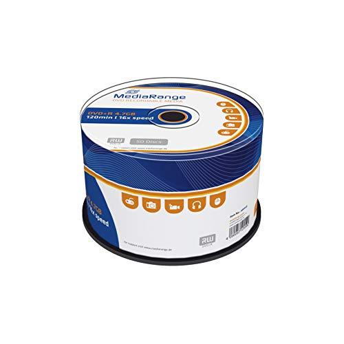 MediaRange DVD+R 4.7GB|120min 16-fache...