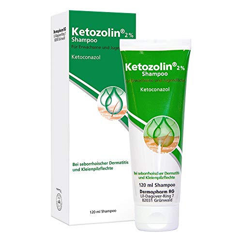 Ketozolin 2% Shampoo bei seborrhoischer...