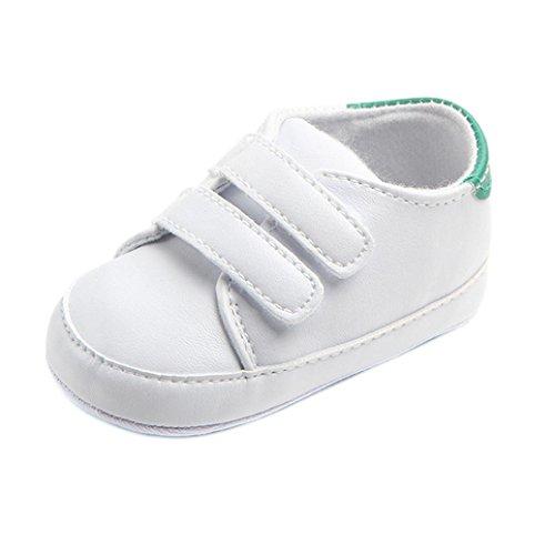 FNKDOR Baby Erste Schuhe Neugeborenen...