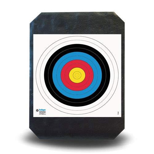 YATE Bogensport Zielscheibe Polimix R 80cm x 60cm...