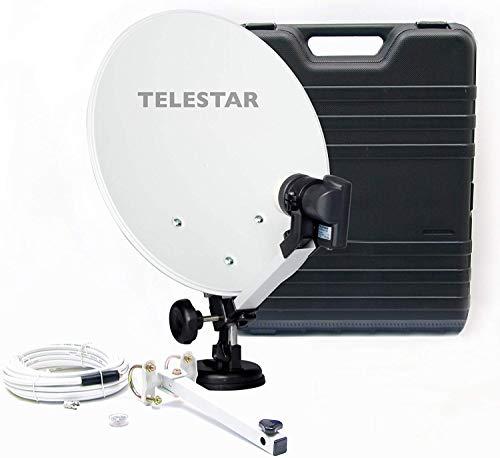 Telestar Camping-Sat-Anlage (Hartschalenkoffer,...