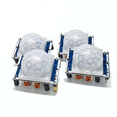 Electreeks ®   PIR Sensor - 4 sensibel...