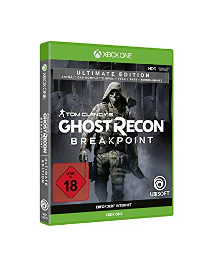Tom Clancy's Ghost Recon Breakpoint - Ultimate...