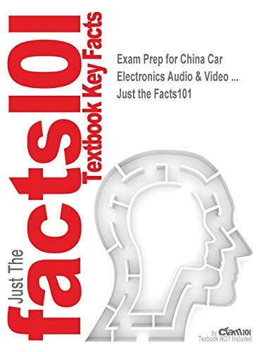 Exam Prep for China Car Electronics Audio & Video...
