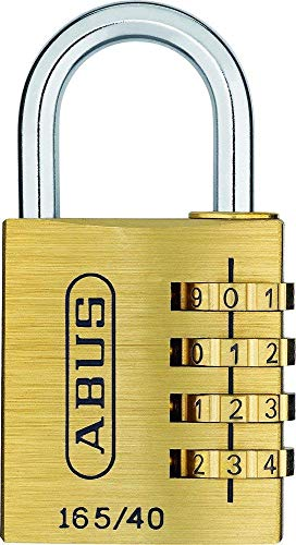 ABUS 3805-20 Zahlenschloss 165/40 -...