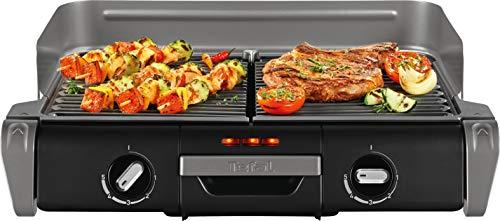 Tefal Elektrogrill Family TG8000 | Tischgrill/BBQ...