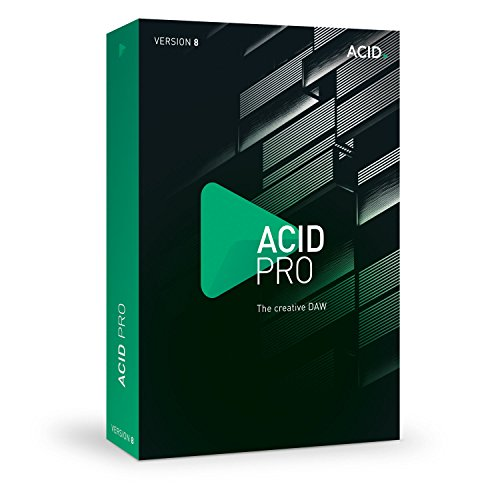 ACID Pro 8 1 Device 1 Year PC Disc Disc