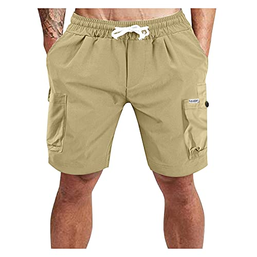 Ncenglings Herren Kurze Hosen Freizeitjeans Shorts...