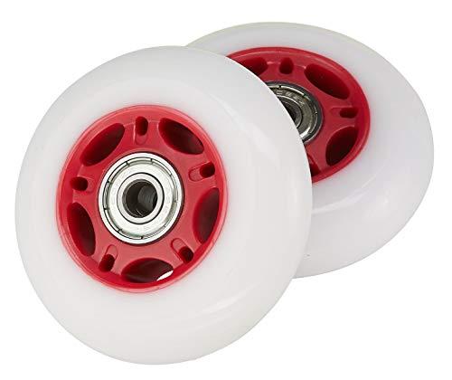 Razor Zubehör Ripstik Replacement Wheel Set, Red