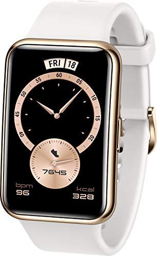 HUAWEI WATCH FIT Elegant Smartwatch, 1,64 Zoll...