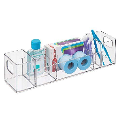 iDesign Badezimmer Organizer, Aufbewahrungsbox aus...