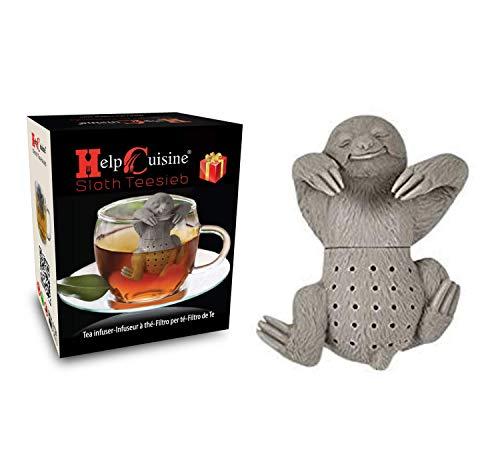 HelpCuisine® teesieb teeei teefilter teekugel aus...