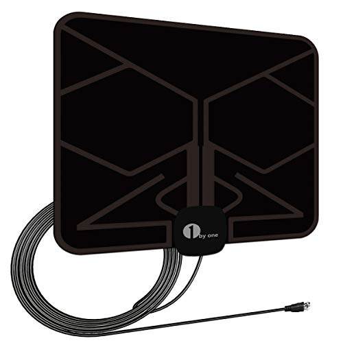 1byone DVB-T/DVB-T2 Antenne Indoor HD 1080P HDTV...