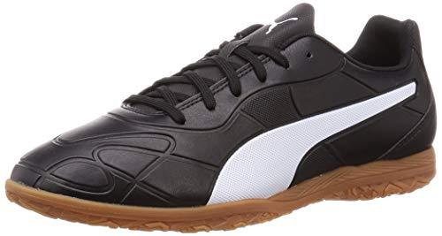 PUMA Herren Monarch IT Sneaker, Black White, 45 EU