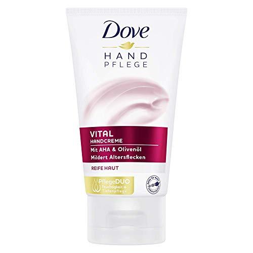 Dove Handcreme Vital mit PflegeDUO (intensive...