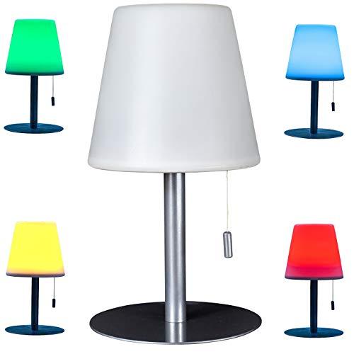 Northpoint Aufladbare LED Tischlampe 4400mAh Akku...