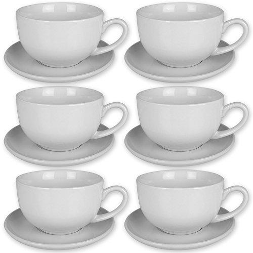 Tassen-Set 12tlg. mit Modellauswahl - Espresso...