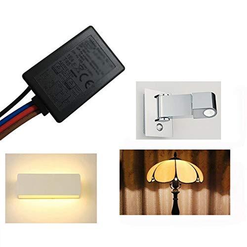 LD-600S Lichtlampe Touch-Schalter...
