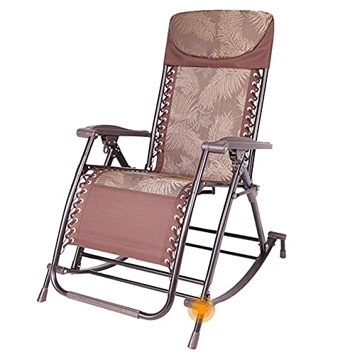 LLMY liegestuhl Klappbare Zero Gravity Stühle,...
