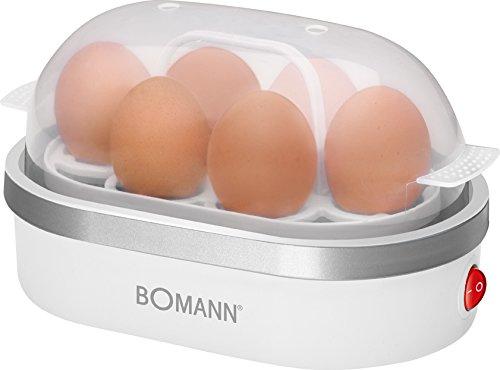 Bomann EK 5022 CB Eierkocher, Zubereitung von bis...