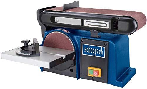 Scheppach Band-Tellerschleifer BTS 900...