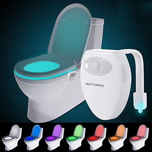 Wiederaufladbare Toilettenlicht mit...