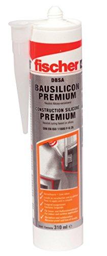 fischer Bausilicon DBSA, geruchsarmes Premium...