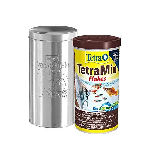 Tetra TetraMin Flakes 1L - Fischfutter in...