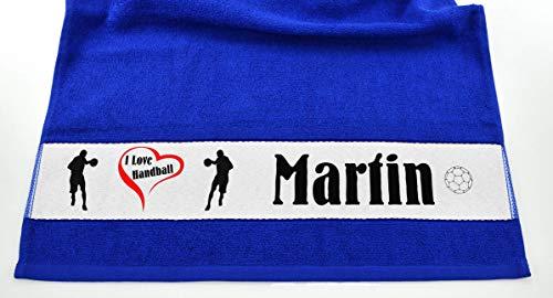bedruckte Frottiere Handtücher oder...
