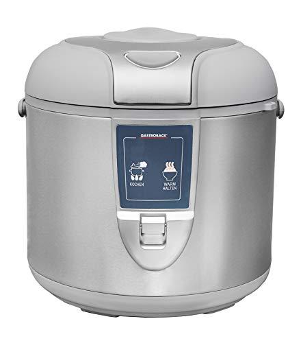 Gastroback 42518 Design Reiskocher Pro,...