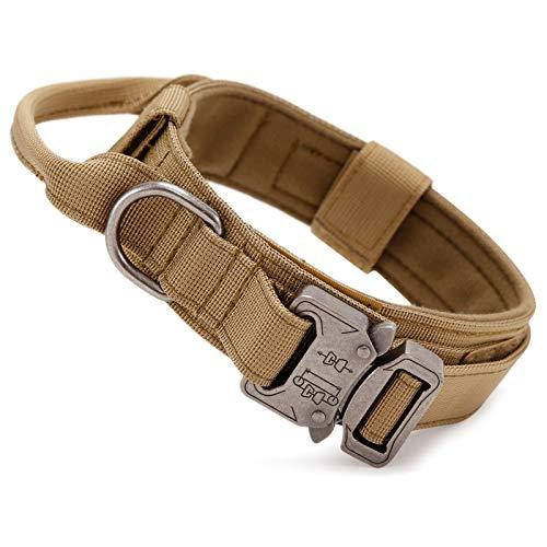 Huntvptaktisch Hundehalsband Verstellbar mit...