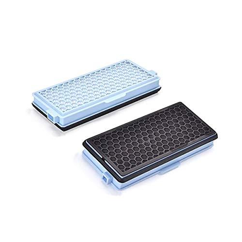2x CleanMonster HEPA Filter komp. zu Miele SF-HA...