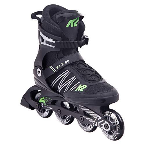 K2 Inline Skates F.I.T. 80 Für Herren Mit K2...