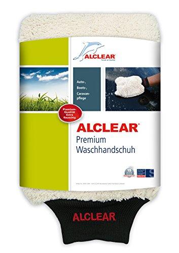 ALCLEAR Mikrofaser Handschuh zum Auto waschen mit...