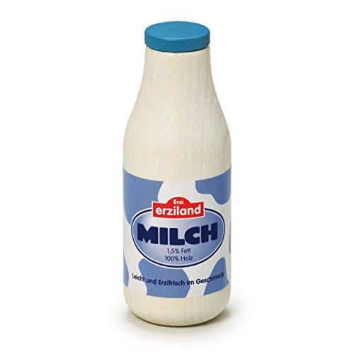 Erzi 17150 Milchflasche aus Holz, Kaufladenartikel...