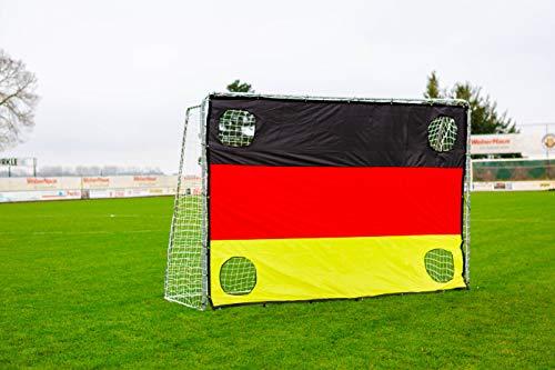 POWERSHOT Fußballtor 3 x 2m aus Stahl,...