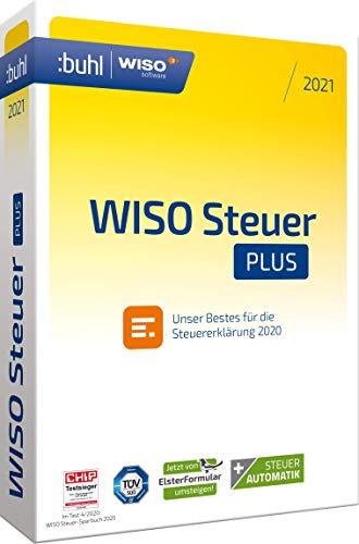Buhl Data Service GmbH WISO Steuer Plus 2021 (für...