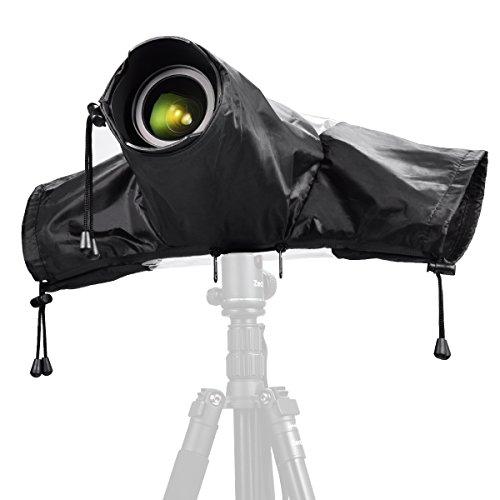 Zecti Regenschutzhülle Wasserdichter Kamera...