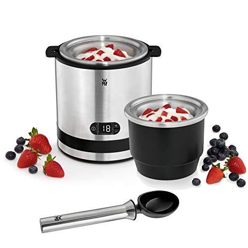 WMF Küchenminis 3in1 Eismaschine, Ice Maker für...