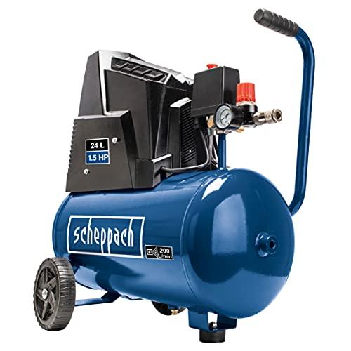 scheppach Kompressor HC25o (1100W, 24 L, 8 bar,...