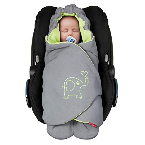 ByBoom Baby Einschlagdecke für die Übergangszeit...