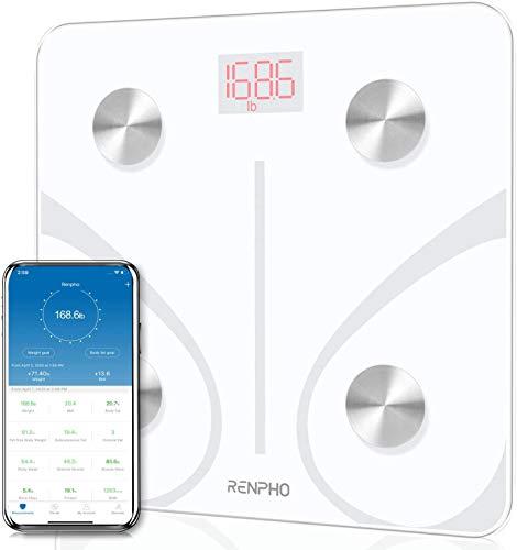 RENPHO Körperfettwaage Bluetooth Digital...