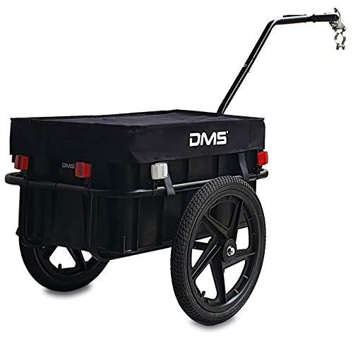 DMS® Fahrradanhänger, Lastenanhänger,...