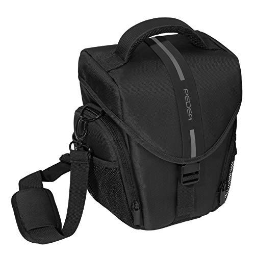 PEDEA DSLR-Kameratasche Essex Fototasche für...