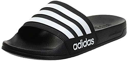 adidas Herren Adilette Shower Slipper, Core Black...