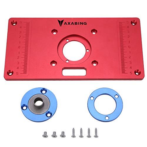 Aluminium Fräser Tischplatte - Router Platte...