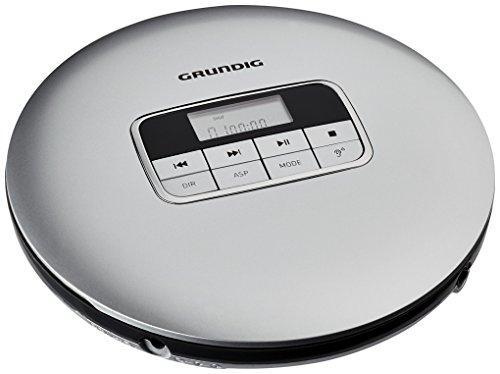 Grundig GCDP 8000 GDR1404 Tragbarer CD-Player...
