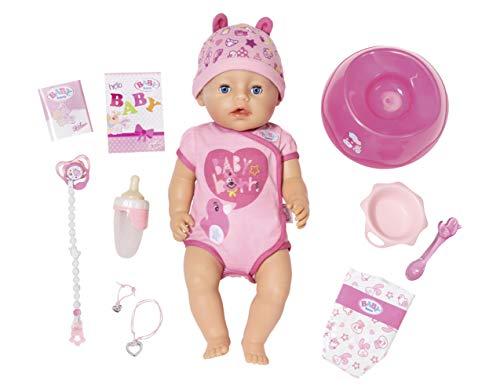 BABY born Soft Touch Girl Puppe mit lebensechten...