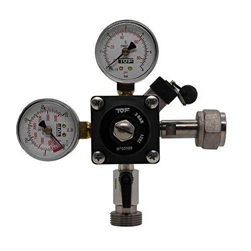 Co2 Druckminderer für Getränke Kohlendioxid...